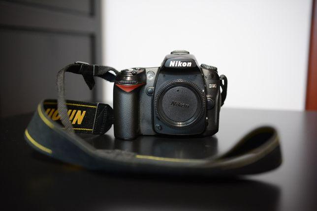 Nikon D90 + nikkor 18-105 Warszawa lub Zwoleń