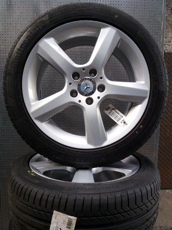 """Koła aluminiowe 17"""" Mercedes Audi Vw 7,5x17 8,5x17 5x112 letnie"""