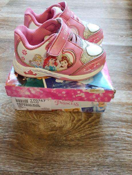 Светящиеся кроссовки для девочки Disney 21 размер
