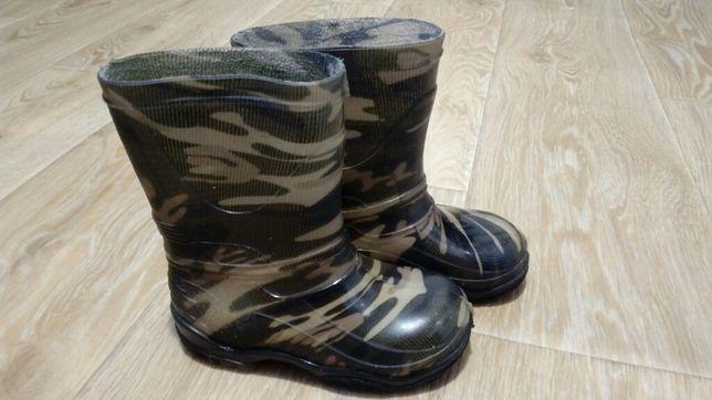 Гумові (резинові) чобітки
