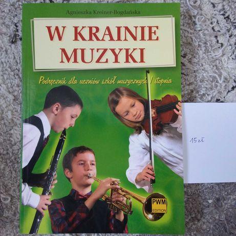 """A.Kreiner-Bogdańska """"W krainie muzyki"""""""