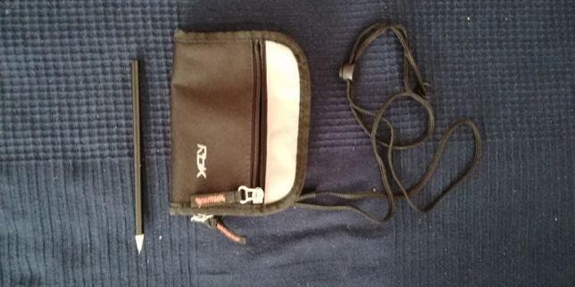 Bolsa - Porta Moedas - Reebook - Para cintura ou a tiracolo