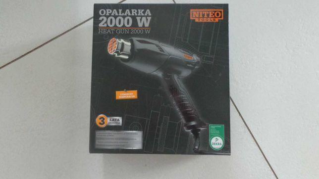 Opalarka 2000 W Niteo tools NOWA karton