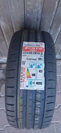 Nowe opony LETNIA KUMHO L 225/40 R18 ECSTA PS71 92Y XL