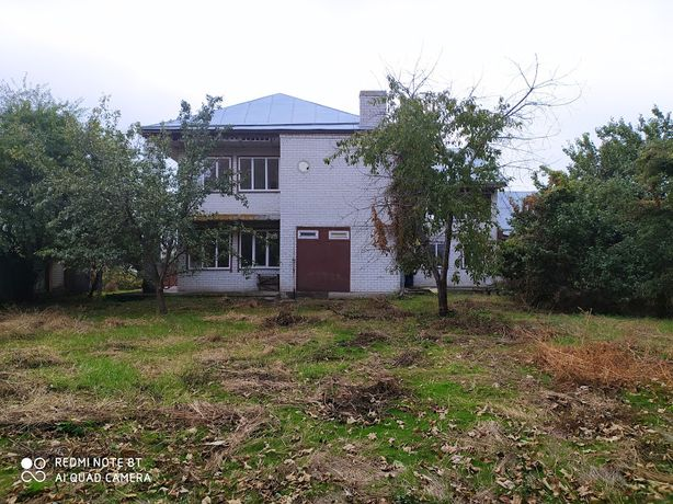 Продається будинок на березі Дніпра у Селі Червона Слобода