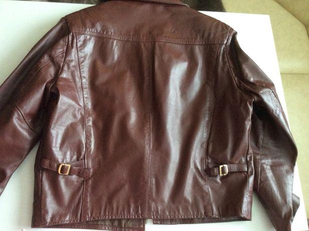 Женская кожаная куртка Аргентина р.42