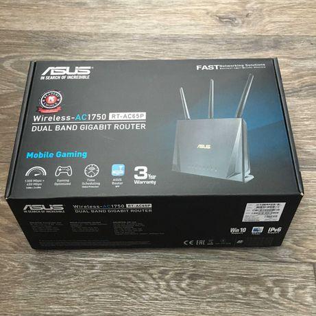 Маршрутизатор Asus RT-AC65P роутер на гарантии