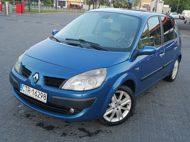 Renault Megane Scenic 1.5 DCI 106KM 2006r