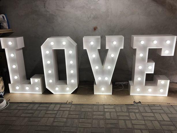 Sprzedam Napisy Love Miłość Kocham Kochaj Maz&żona Mrs&mr produkcja