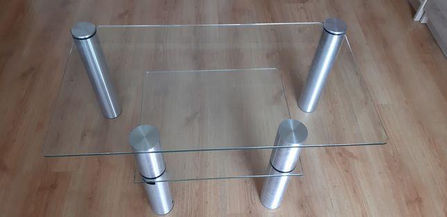 Stoliki pod telewizor szklany
