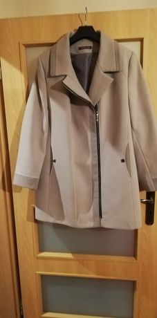 Płaszcz damski 50