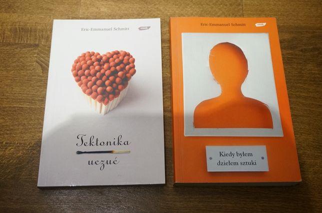 Eric Emmanuel Schmitt / Tektonika uczuć / Kiedy byłem dziełem sztuki