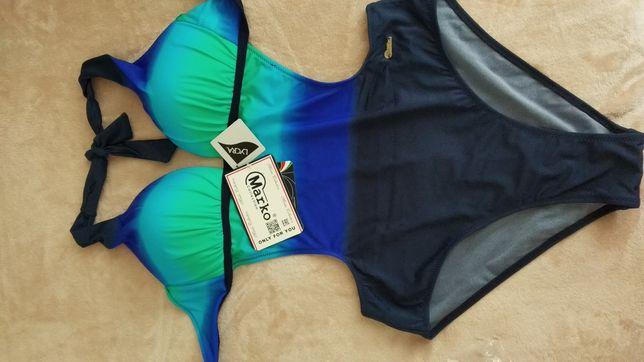 Новый купальник фирма Марко польский р-р  XL- L, чашка на 3 р-р груди