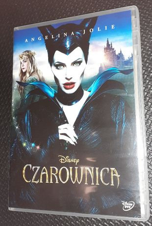 Czarownica Film DVD Disney