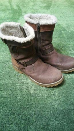 Chlopiece buty zimowe Lasocki
