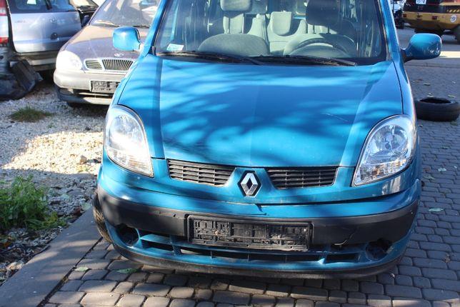 Renault Kangoo 1.5 DCi diesel 2007 r.(cały na części)