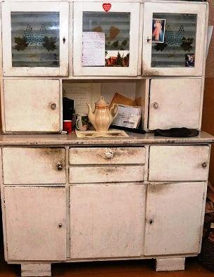 Stara rustykalna kuchnia kompleta - do renowacji-stan jak na zdjęciach