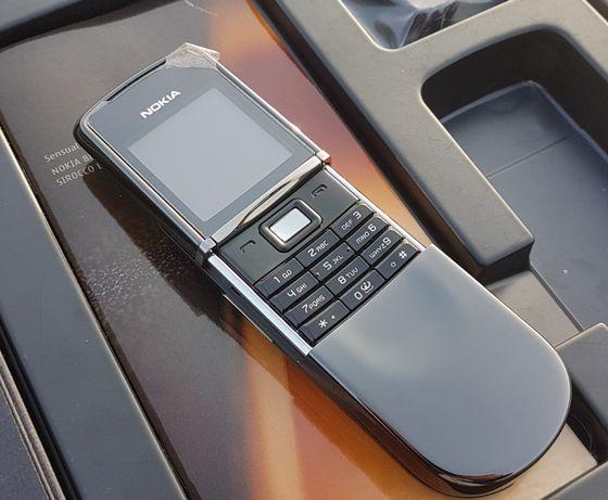 100% Oryginał NOWA Nokia 8800 Sirocco bez sim loka