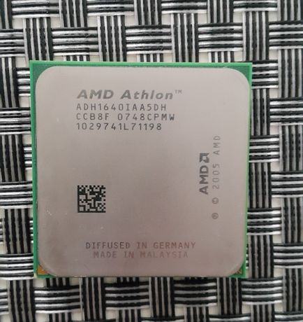 Procesor AMD Athlon 64 LE-1640 (rev. F3, L2 1MB)