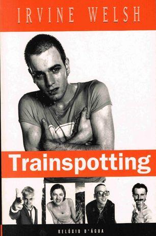 Livro Trainspotting de Irvine Welsh - NOVO! A ESTREAR!