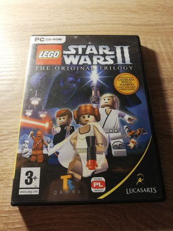Gra LEGO star wars 2