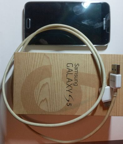 Samsung Galaxy 5 Black