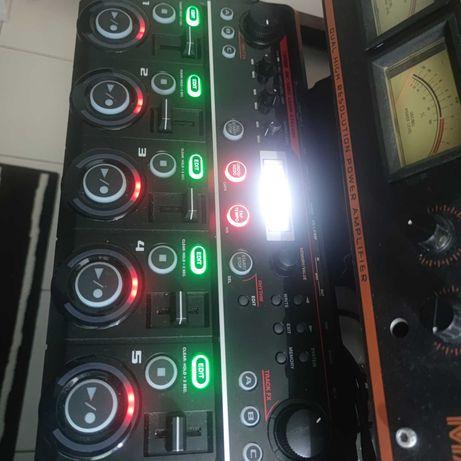 Boss RC-505 (novo+fatura+garantia) apenas 2 meses de uso