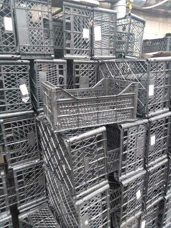 Продам пластиковые ящики и банановые ящики