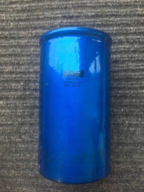 Конденсатор ELWA 100000мКф,25v.Сабвуфвер.