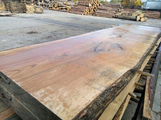 JESION foszty monolity deski - stół blat - grubość 82 mm, długość 3m