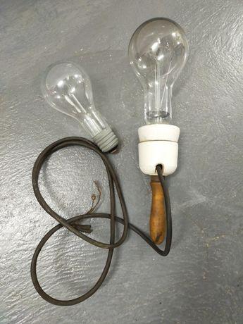 Лампы накаливания 300Вт и 500Вт с переноской