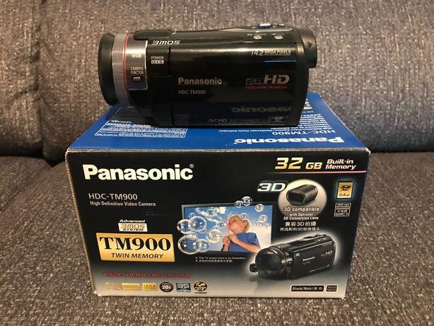 Câmara de filmar Panasonic HD C TM900