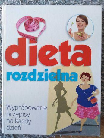 Dieta rozdzielna książka