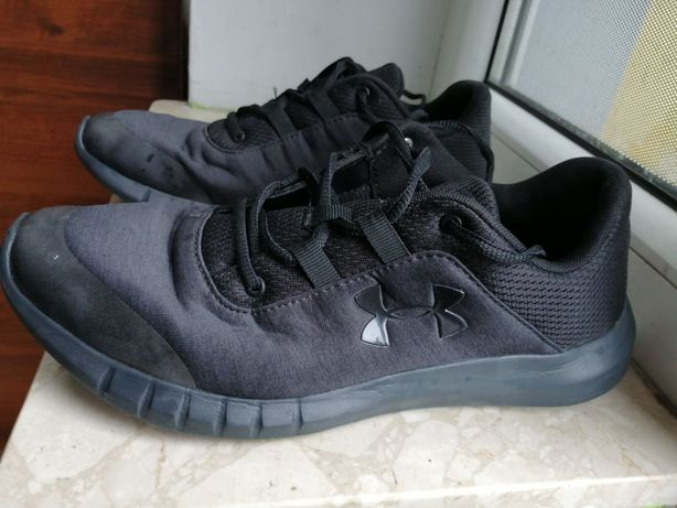 buty Under Armour Mojo czarne rozmiar 41 wkładka 26cm