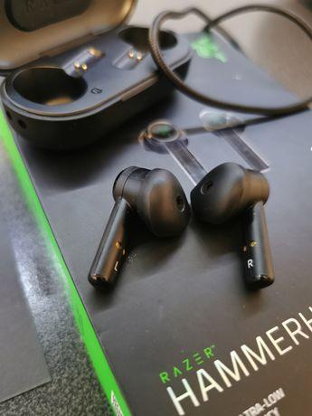 razer hammerhead true wireless oryginalne słuchawki bezprzewodowe