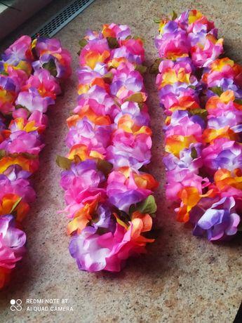 Wieńce hawajskie