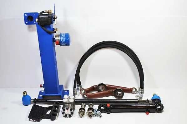 Комплект под насос-дозатор МТЗ-80 ( Гидробак блокировочный )