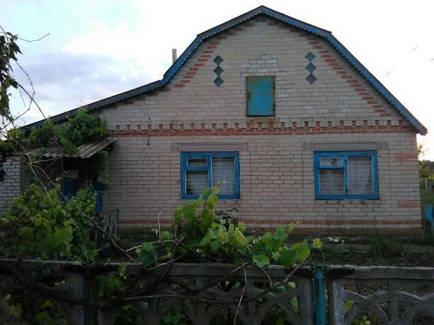 Продам дом в п.г.т. Бильмак