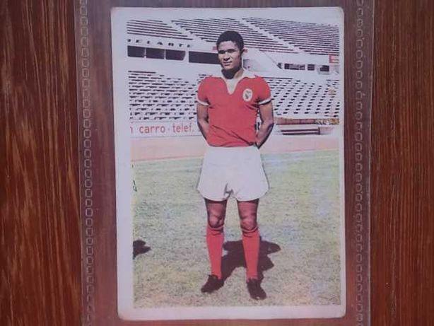 CROMO Original EUSÉBIO 67/68 Equipas e Jogadores 1ª Divisão (APR)