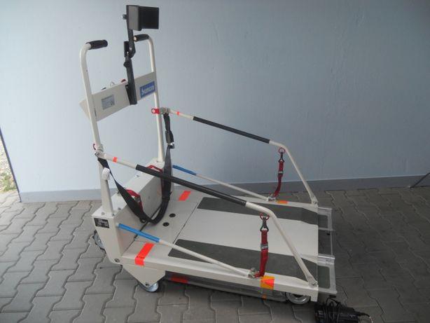 Schodołaz gąsienicowy TK-200 PUBLIC wszystkie wózki CERT FVAT