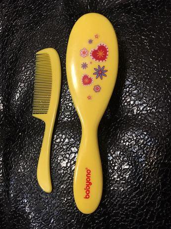 Детская расческа, расчёска щётка, расческа для новорождённых