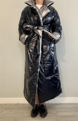 Dwustronny płaszcz puchowy Ochnik