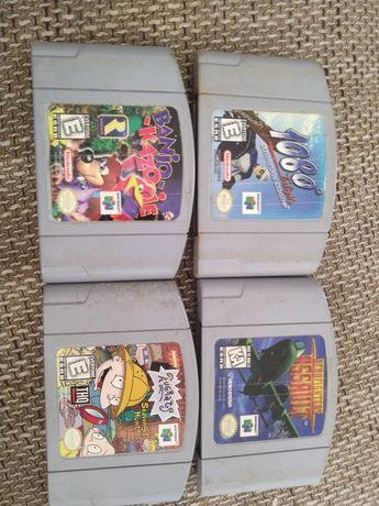 Gry Nintendo n64