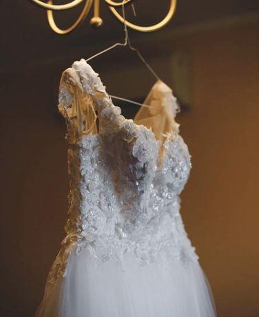 Прокат Свадебное и выпускное платье туфли цвет Айвори