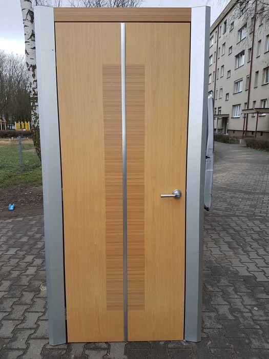 Drzwi włoskie wewnętrzne powystawowe Leszno - image 1