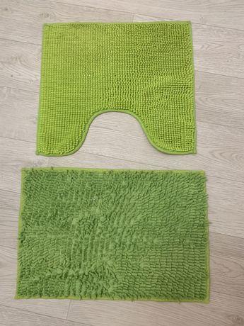 Коврики в санузел, коврик, набор ковриков