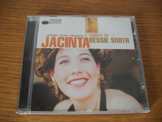 Jacinta -A tribute to Bessie Smith