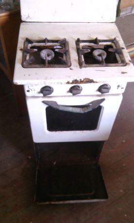 плита двух конформная с духовкой