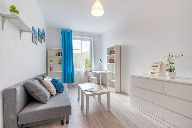 Duży pokój 1 osobowy w nowo wyremontowanym mieszkaniu