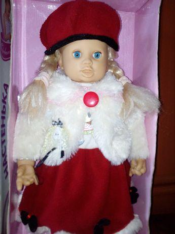 Продам интерактивную куклу